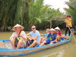 Photo of Ho Chi Minh City Mekong Delta Discovery Small Group Adventure Tour from Ho Chi Minh City The Mekong River