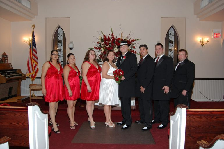 wedding party - Las Vegas