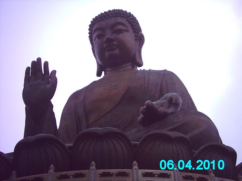 Big Buddha - Hong Kong