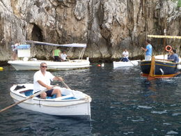 Made it to the Blue Grotto but storm turned us away , Paris4me - July 2015