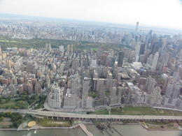 Photo of New York City Complete New York, New York Helicopter Tour Central Park view by helicopter