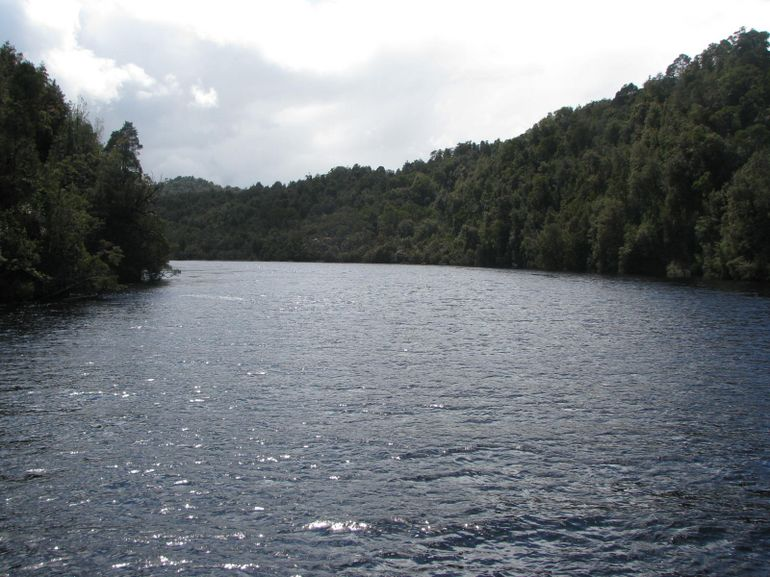 Cruising the Gordon River - Tasmania