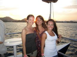 Photo of Los Cabos Los Cabos Sunset Dinner Cruise Fun times