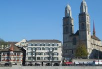 Photo of Zurich Limmatquai