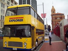 Photo of   Hop On Hop Off Bus Auckland