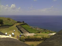 From atop the Fortress , Bgorda - August 2012