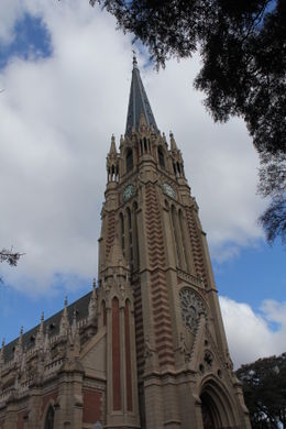 Cathedral of San Isidro , NeilC - August 2012