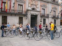 Photo of Madrid Madrid Bike Tour Madrid Bike Tour!