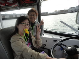 Photo of San Francisco San Francisco Duck Tour Mom and daughter team