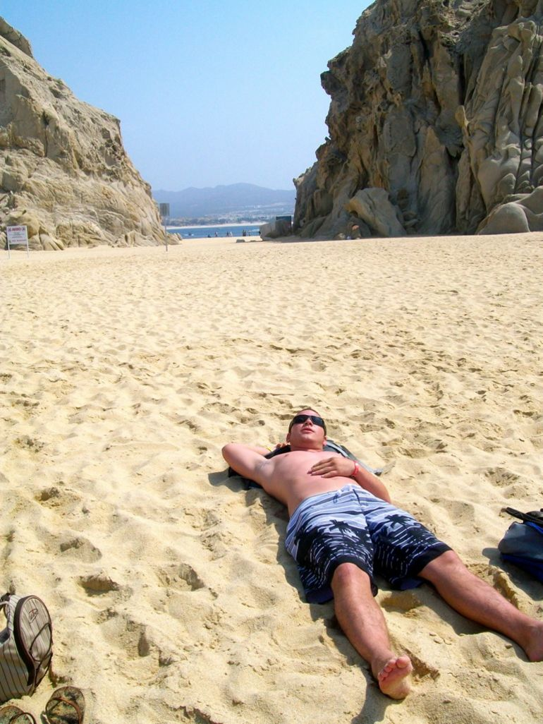relaxing - Los Cabos