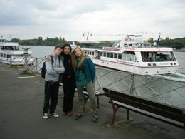 Saying goodbye to the beautiful Rhine, Petrus H - October 2009