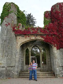 Diane and Graham at Armadale Castle. , Diane P - October 2014