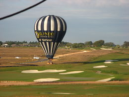 Photo of Orlando Orlando Sunrise Hot-Air Balloon Ride Touchdown