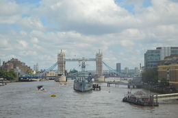 Looking towards Tower Bridge from London Bridge , Sandy B - July 2013