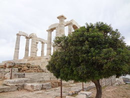 Photo of Athens Cape Sounion and Temple of Poseidon Half-Day Trip from Athens 181 - Templo de Poseidon