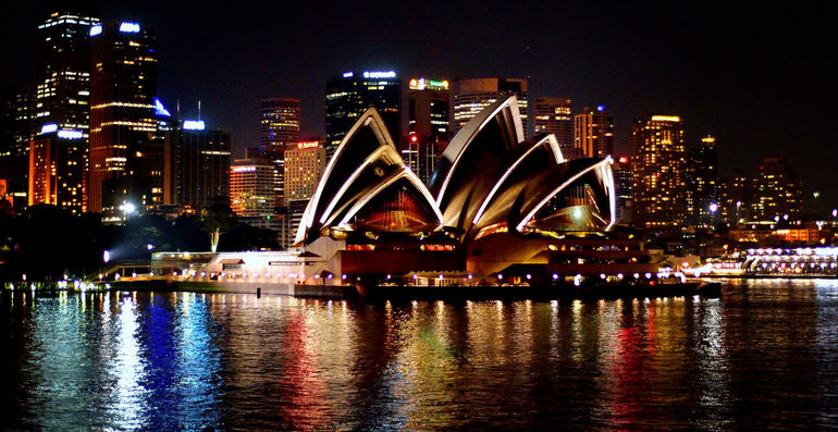 A Night at the Opera - Sydney