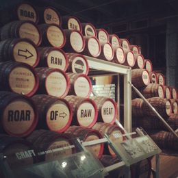 Photo of Dublin Skip the Line: Guinness Storehouse Entrance Ticket Barrels O Guiness