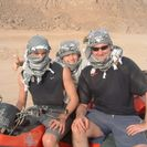 Photo of Sharm el Sheikh Quad Biking in the Egyptian Desert from Sharm el Sheikh Boys and their Toys