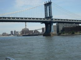 Photo of New York City Manhattan Harbor Cruise Bridge