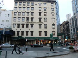 Photo of New York City Shared Departure Transfer: Hotel to New York City Airports Cosmopolitan Hotel