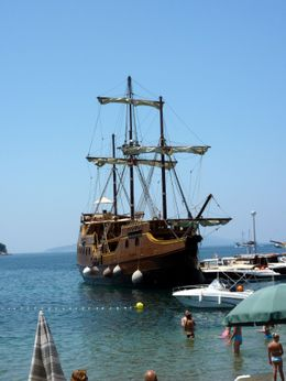 Cruise of the Elafiti and Green Islands from Dubrovnik, Roy C - July 2010