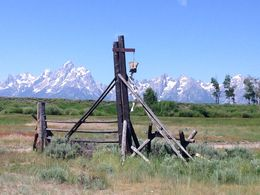 This is a great Old West story about eminent domain. Ask Jeffrey to tell you about it! , Paige K - July 2015