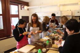 Photo of Beijing Experience Beijing: Chinese Cooking Class and Market Tour Dim sum making class