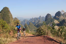 Photo of Guilin 7-Day Yangshuo Bike Adventure Including Longji Rice Terraces Hike and Li River Cruise DSC00692