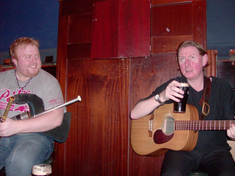 Dublin Tratitional Irish Music Pub Crawl - Dublin