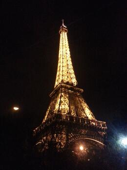 Photo of Paris Skip-the-Line Eiffel Tower Ticket in Paris Eiffle Tower at night - simply breathtaking!