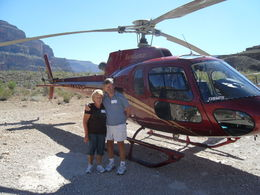 Photo of Las Vegas Grand Canyon All American Helicopter Tour LANDED IN GRAND CANYON