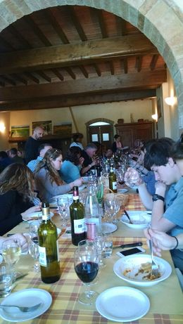 Photo of Florence Tuscany in One Day Sightseeing Tour Lunch at the winery, so good