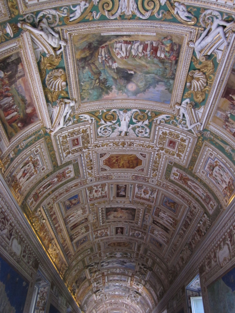 Map Room - Rome