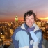 Me over NYC Lights