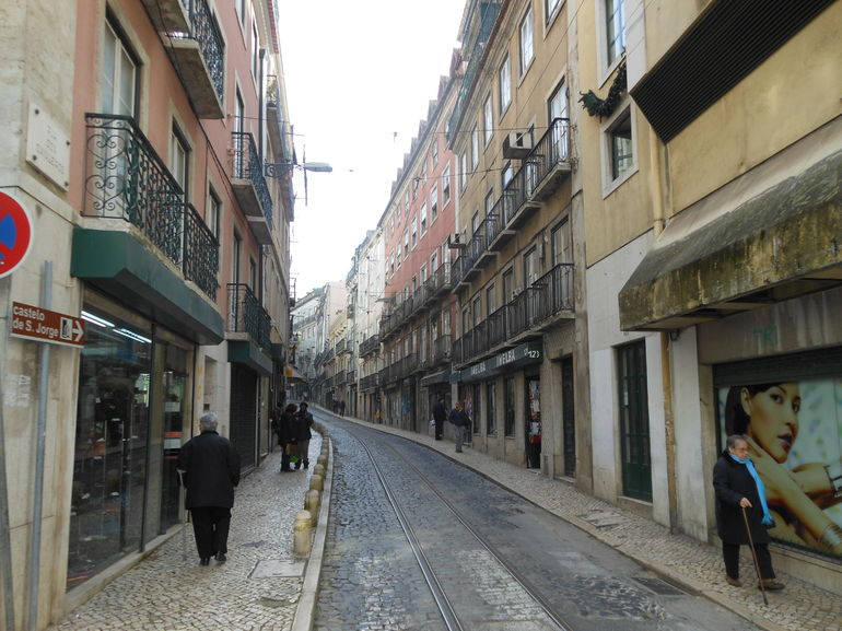 Mouraria neighborhood - Lisbon