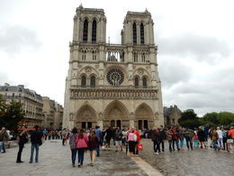 Your pass allows you to go up to the top of Notre Dame but beware of closing times! We didn't get to go up because they closed very early the day we were there. , dandeliontraveler - August 2014