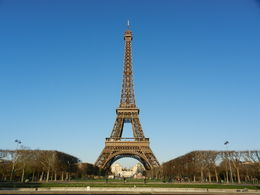 Photo of Paris Skip the Line: Eiffel Tower Tickets and Small-Group Tour Pretty as a postcard