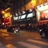 Photo of Paris Paris : illuminations de nuit et spectacle au Moulin Rouge Queues outside to get into the Moulin Rouge