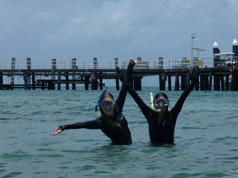 Snorkeling on Green Island - Cairns & the Tropical North