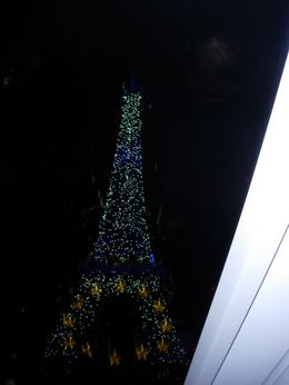 Photo of Paris Paris by Night Illuminations Tour and Paris Moulin Rouge Show Tower at 10pm