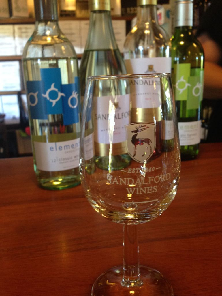 Wine tasting in Margaret River - Perth