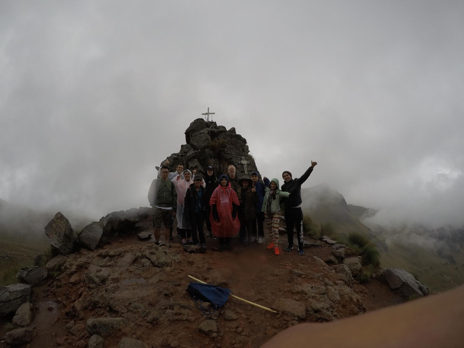 Iztaccihuatl Volcano Hiking Tour from Mexico City