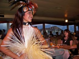 Photo of Oahu Oahu Casual Sunset Dinner and Show Cruise Hawaiian Sunset & Dinner Cruise