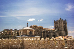 Photo of Madrid Skip the Line: Segovia, Ávila and El Escorial Monastery Day Trip from Madrid Avila