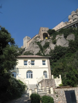 Photo of Barcelona Montserrat and Cava Trail Small Group Day Trip from Barcelona Barcelona 2010b 052