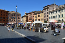 Piazza Navona, Jeff - July 2013