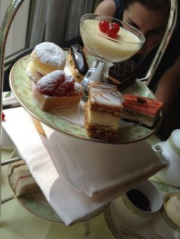Photo of London London Afternoon Tea at Grosvenor House Grosveror-Tea2.jpg
