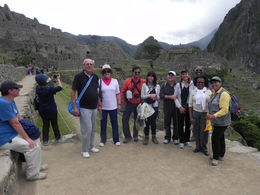 Photo of Cusco Machu Picchu Day Trip from Cusco GRUPO DA GUIA AEDA, EM 16.05.2013