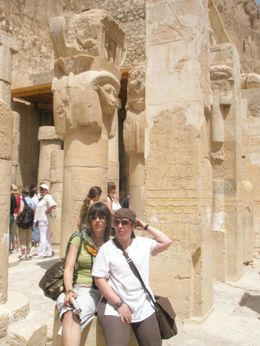 Photo of Luxor Private Tour: Luxor West Bank, Valley of the Kings and Hatshepsut Temple Hatshepsut Temple