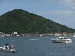One of the beautiful bays, not the Hong Kong you see so much of. , crossy - August 2014
